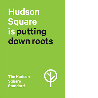 Hudson Square Tree Update