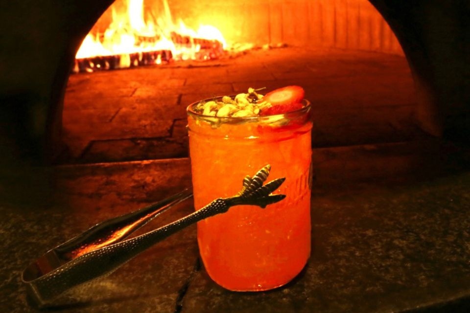 Adoro Lei Halloween Cocktail