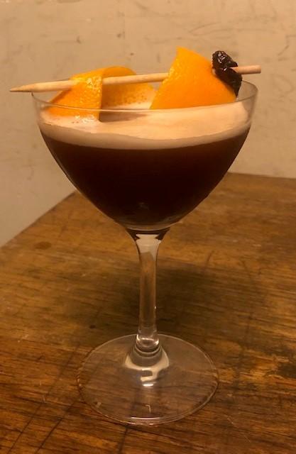 Brooklyneer Halloween Cocktail